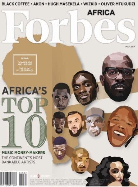 davido wizkid don jazzy sarkordie and more listed as forbes africa s top 10 richest