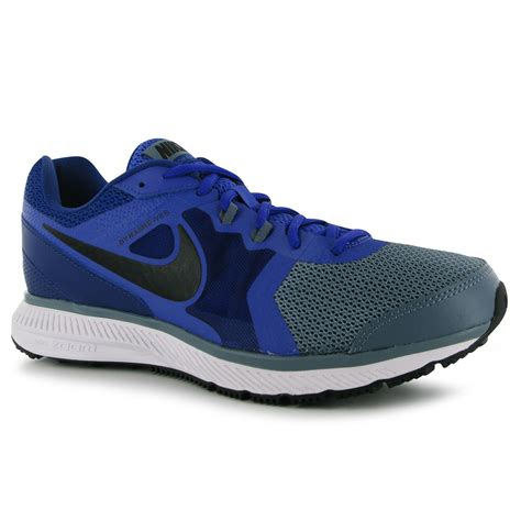 nike cushlon running shoes nike zoom winflo running shoes mens graphite black violet