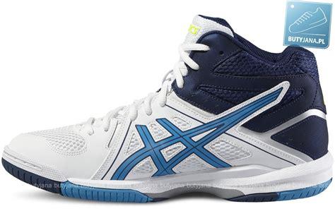 Sepatu Asics Mid jual original sepatu volley basket asics gel task mt