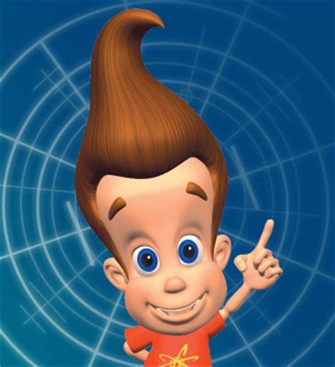 acreths jimmy neutron characters logo