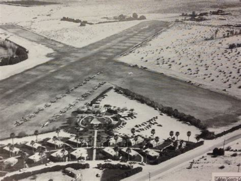 rancho mirage once home to airport