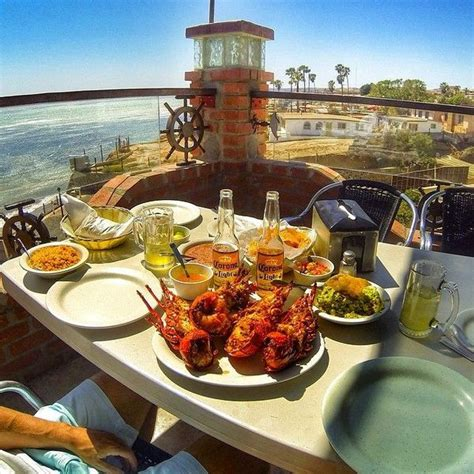 Drive the I 5 to Puerto Nuevo for Lobster With Mexican