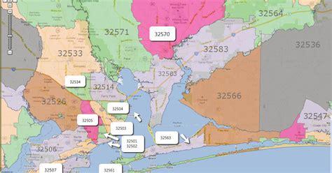 where is santa rosa florida on a map to live in pensacola florida zip codes pensacola