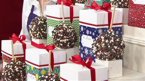 qvc christmas packaging mrs prindables 10 large apples in gift boxes on qvc