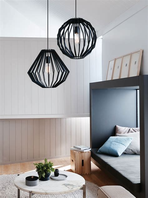 large black pendant light walderik large squat pendant in black modern pendants