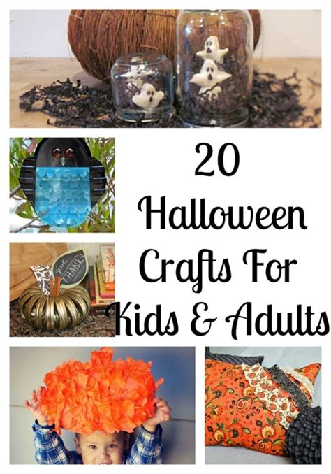 scary crafts for adults easy crafts for and fall crafts for and