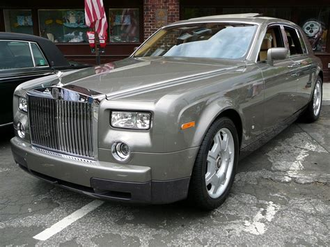 Rolls Royce Phantom 2006 Price Veblen