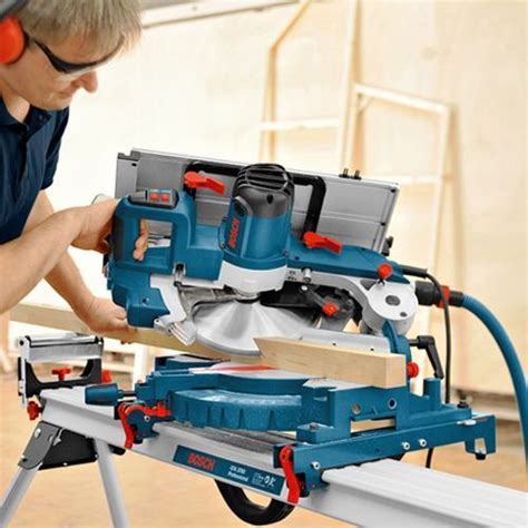 Table Saw Miter Saw Combo by Bosch Gtm12jl Sliding Compound Table Mitre Saw Combination