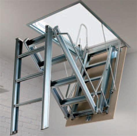 scale retrattili per soffitte scala retrattile manuale per soffitte aci tre tutto