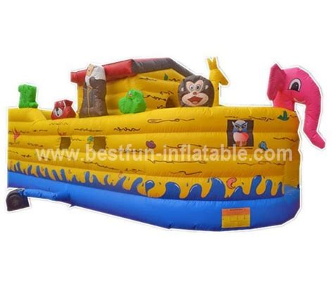 inflatable boat house inflatable noah s ark animal house boat from china manufacturer guangzhou bestfun