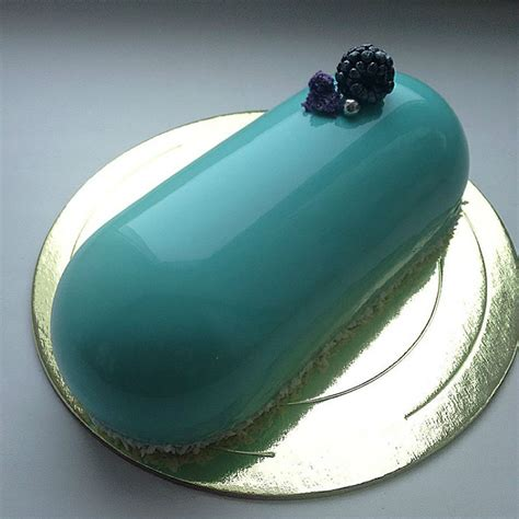 mirror glaze cake ultra shiny glaze make reflective cakes lost in