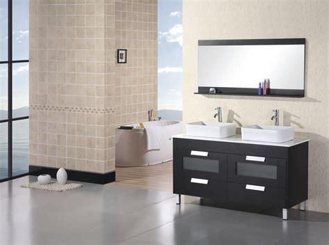 design bathroom application double sink vanity application for spacious bathroom