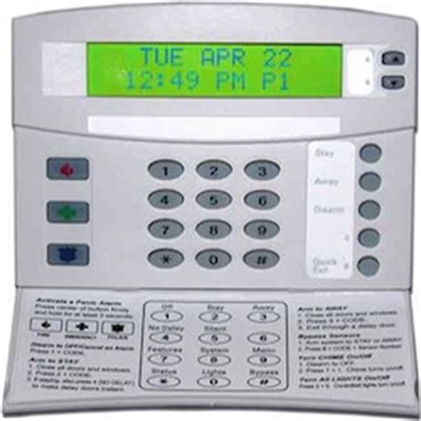alarm system user guides los angeles