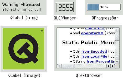qt qlabel layout qt学习 一 布布扣 bubuko com
