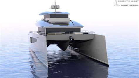 multihull catamaran design corentin yacht design power multihull sailing