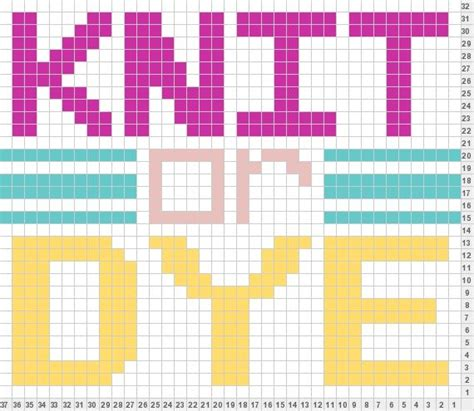 knitting pattern graph generator about me knitting pinterest knitting charts