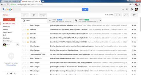 daftar membuat email com cara daftar membuat akun email gmail google mail klik enter