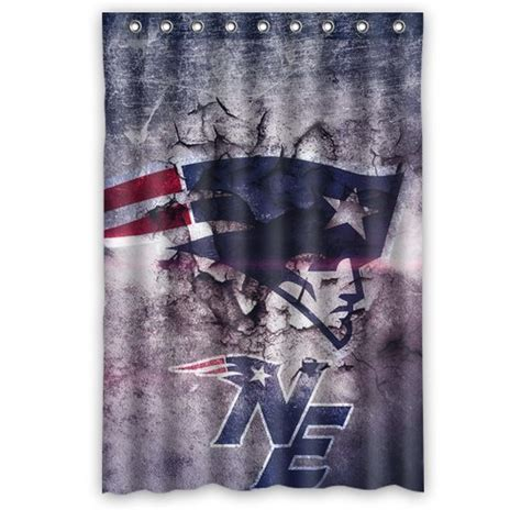 patriots shower curtain patriots shower curtains shower curtains outlet