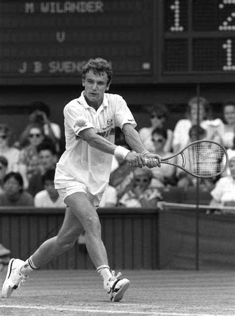 Mats Wilander Wiki by Mats Wilander And On
