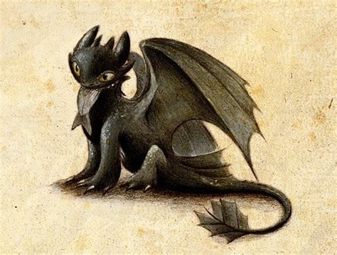 how to train your dragon tattoo fury toothless dragons fan 17321056 fanpop