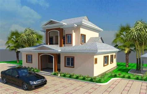nigeria floor plans houses  balconies  top yahoo