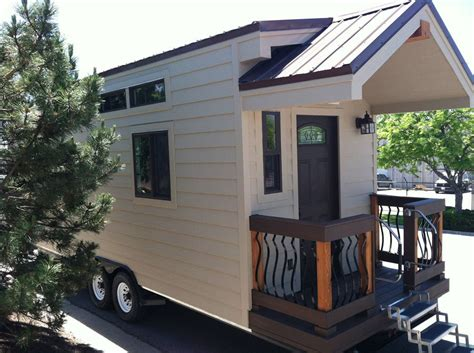Tiny House On Wheels by Dakota Tiny House Tiny House Swoon