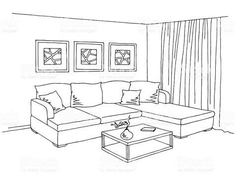 room sketch free 86 living room sketch images sketch drawing of