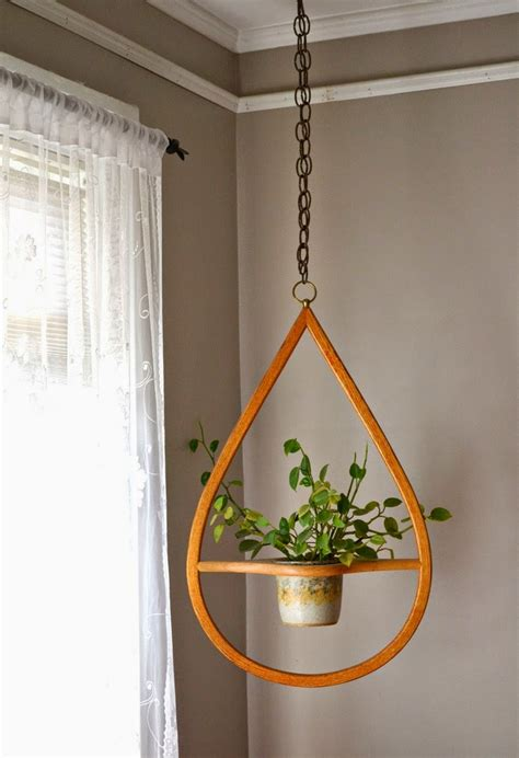 modern hanging planters moon to moon july 2014