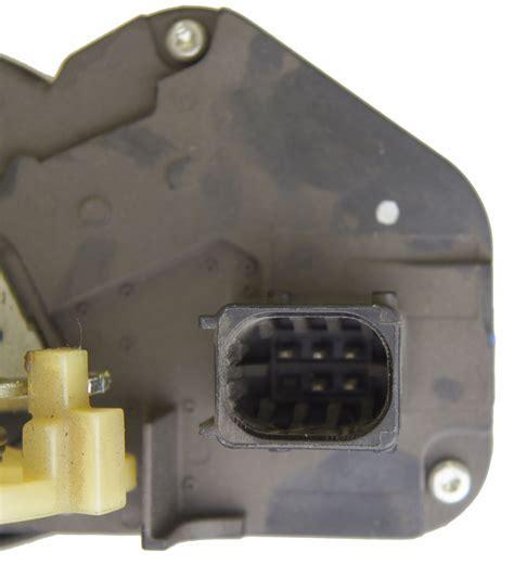 2009 silverado rear door lock actuator 2009 2011 silverado rear rh door lock actuator w