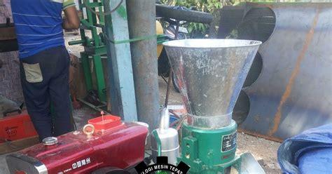 Pelet Apung Manual mesin pencetak pelet margosari mesin