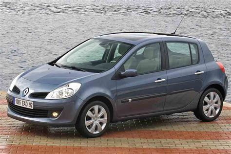 Renault Clio 1 2 2006 Renault Clio 1 2 2006 Auto Images And Specification