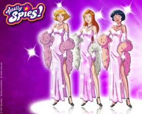 wallpapers totally spies wallpaper 24647676 fanpop