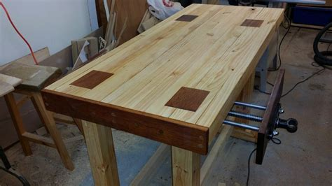 2x4 work bench solid cheap and attractive 2x4 workbench by