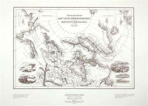 map of america circa 1830 canadian arctic regions circa 1830 shop at