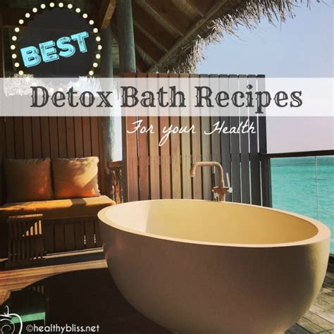 Detox Bath Recipes For Allergies by Food Recipes Detox Tips Food Additive Info