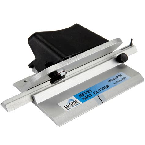 Logan Mat Cutter by Logan 4000 Deluxe Handheld Mat Cutter Logan Graphic Products