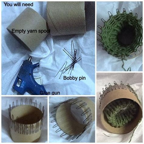 diy knitting loom 1000 images about telare tipare on