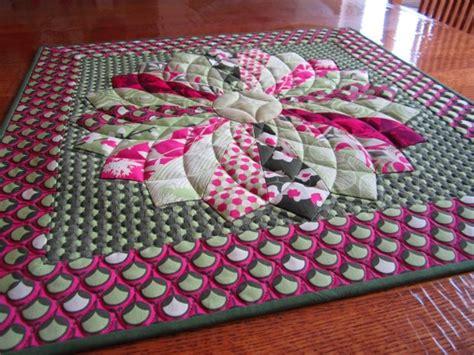 spirograph quilt pattern modern dresden plate