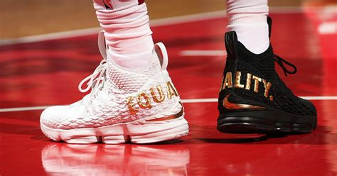 race hip hop lgbt equality on macklemores white lebron james wears black and white equality sneakers