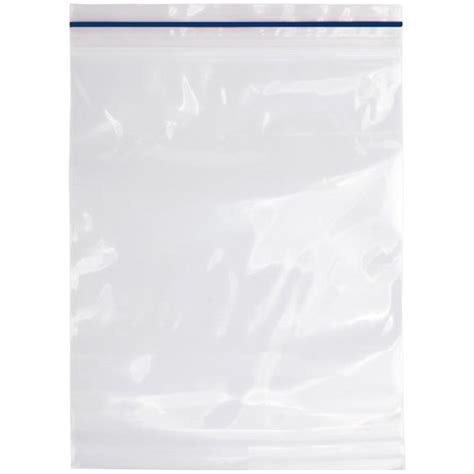 resealable plastic bags xmm clear pack