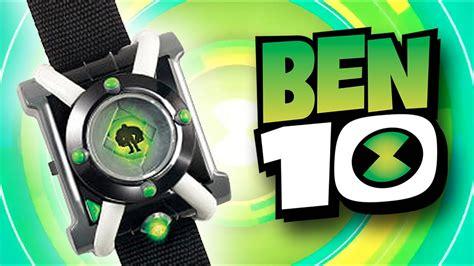Ben 10 Deluxe Omnitrix ben 10 reboot deluxe omnitrix unboxing