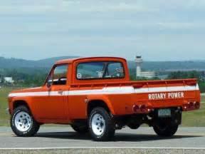 Madza Truck 1975 Mazda Rotary Engine