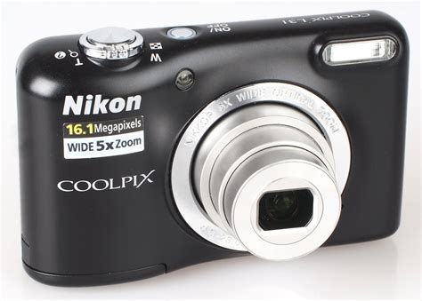 nikon coolpix l31 review