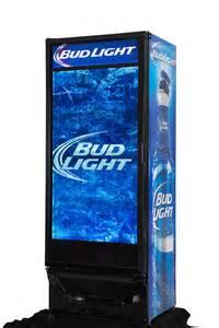 3 door glass refrigerator thruvu transparent digital coolers