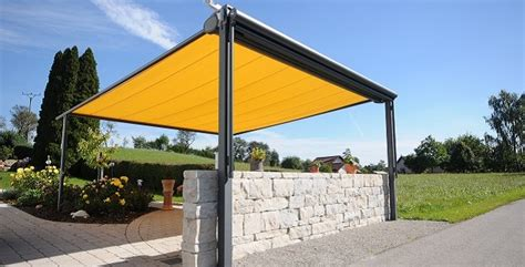 Freestanding Awnings by Markilux Freestanding Shade Systems Markilux America