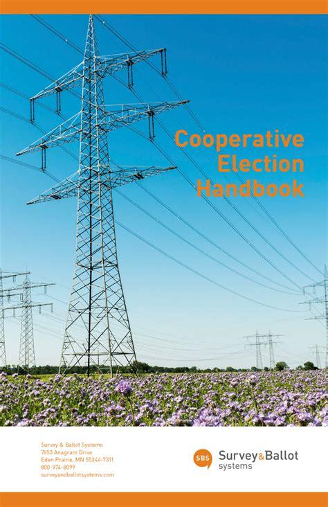 elected now what a handbook for virginia hoa condo board members books cooperative election handbook survey ballot systems