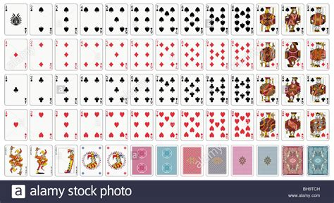 Standard Deck Of Cards by Cards Deck Standard Size Various