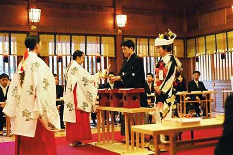 Wedding Ceremony In Japan by San San Kudo Apropos Creations
