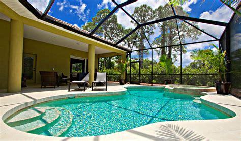florida pool lanai decorating ideas houseplanz us medallion home at stonewalk preserve in venice barbados