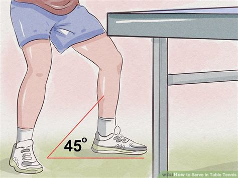 how to serve in table tennis 4 ways to serve in table tennis wikihow
